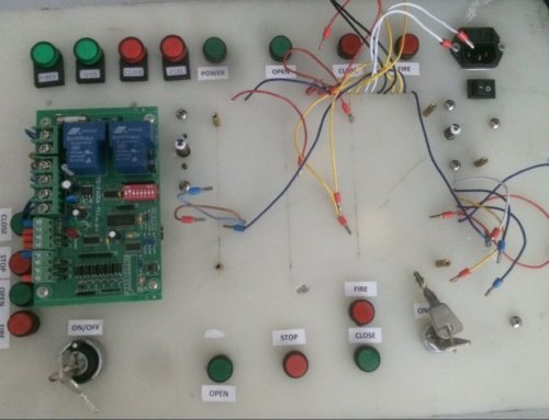 Fuel Dispenser PCBA PCB Assembly   Duke Circuit Co ,Ltd